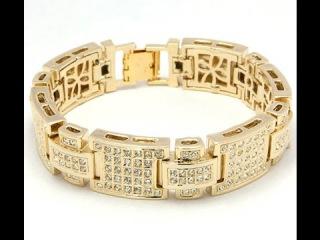 Недорогие золотые браслеты