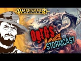 FFH Играем Age of Sigmar Gutbusters vs Stormcast (1000 pts)
