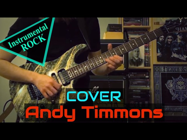 Vladi Lunev - Hiroshima (Pray for peace) Andy Timmons cover