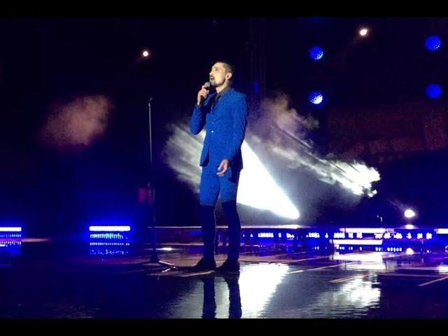 Дима Билан - Не Отрекаются Любя - Жара 29 07 2017 Баку [HD]