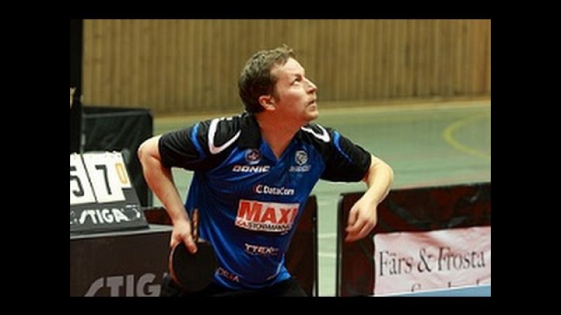 Jan Ove Waldner - Magic Shots (The Mozart)