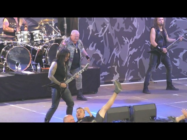 (Udo) Dirkschneider - Losers And Winners - live @ Rock Hard Festival 2017