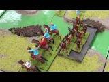 Hail Caesar Battle report Greeks VS Romans Mega Game!