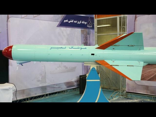 Iran made Nasir anti ship cruise missile tests آزمايش موشك ضدكشتي نصير ايران