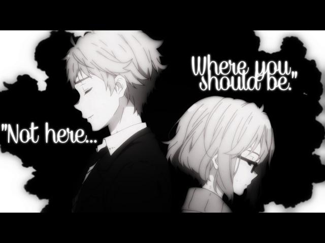 「ѕɴѕ」 Not where you should be.