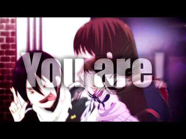 「AMV」Noragami/Aragoto ノラガミキス - Yato x Hiyori (Yatori) - Say it now