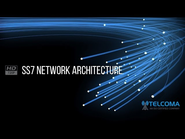 SS7 Network Architecture