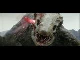 Kong Vs Skullcrawler Fight Scene - Kong Skull Island (2017) - HD