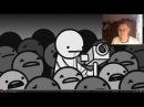 Реакция на asdfmovie 10 (LimboBaggins)