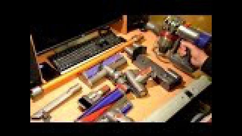Пылесос DYSON V8 Absolute, распаковка, обзор комплектации, unboxing, анбоксинг