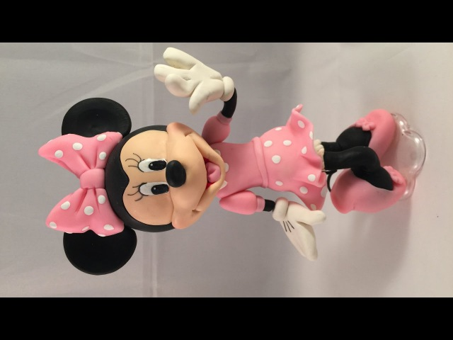 HOW TO MAKE Minnie Mouse Clubhouse Video Tutorial by Cup n Cakes Gourmet