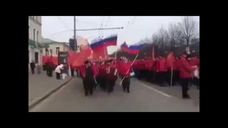Русский мир. Они позвали войну в свой дом.