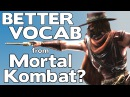 Improve Your Vocabulary | SAT and ACT words in Video Games