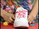 5 оригінальних способів завязати кросівки