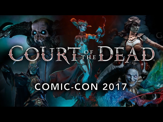 Court of the Dead - SDCC 2017