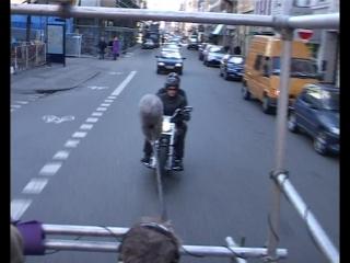 Jesper W Nielsen Making of Manden bag dren 2003