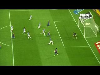 Барселона 2:1 Алавес | Гол Неймара