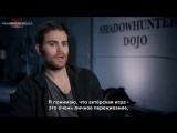 Paul Wesley on directing 2x16_rus sub
