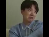 [BTS] Реакция парней на слова РэпМонстра: мне жаль, что они не понимают английский