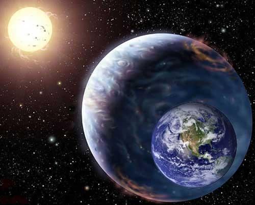 Астрономы нашли знаменитую «планету-х», которую называют нибиру