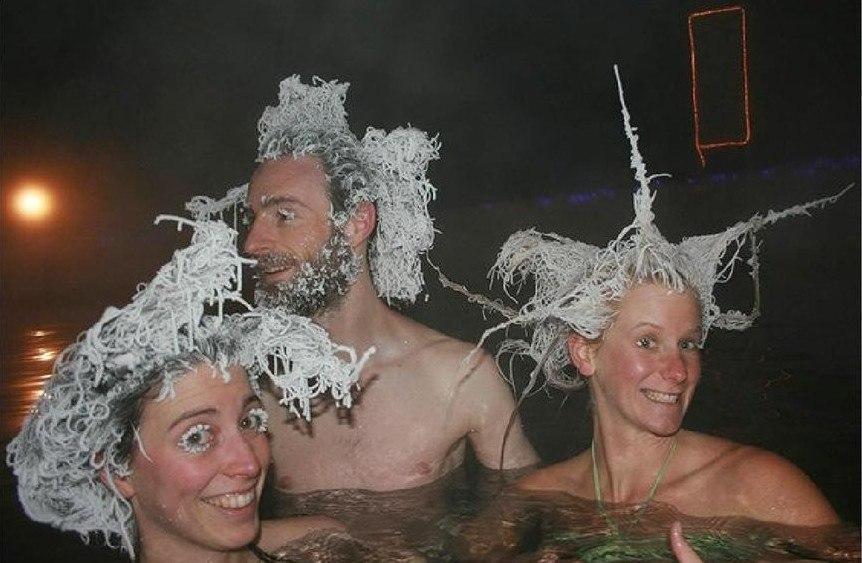 Рождественские купания 2017