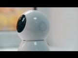 Xiaomi Mijia White IP Camera_ лучшая IP камера для дома. Видеонаблюдение и не только