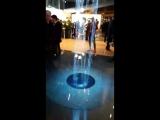 Душевая система Grohe, выставка ISH 2017, Франкфурт, Германия.