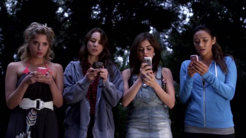 Милые Обманщицы » 3 сезон » трейлер » LUNAR