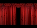 Футажи - театральный занавес the curtain opens and closes 1080 X 1920 .mp4