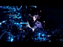 Bleed it out Linkin Park 2014 ft. Travis Barker drummer for the American rock band Blink-182