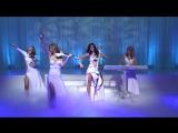 Amadeus Electric Quartet - Hijo de la luna (instru - 720P HD