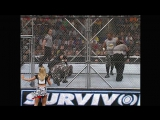 WWF Survivor Series 2001 - Dudley Boyz vs Hardy Boyz (Steel Cage match to unify the WCW and WWF Tag Team Championships)