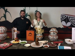 Join us live at the Pueblo Harvest Cafe as we discuss New Native American food and culture in Albuquerque with Chef Ruiz. Learn