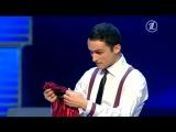 КВН 2012 - Игорь и Лена разбирают покупки