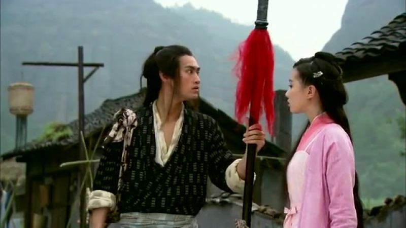 Legend of the Condor Heroes (2008) ep 16 (original)/ Легенда о героях Кондора (2008) 16 серия (оригинал)
