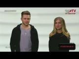 Рита Дакота и Влад Соколовский на Europa Plus Tv