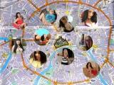 Быстрые знакомства по карте