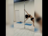 Тюльпан  (ZEBRA Pole Dance Studio)