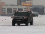 Hummer H2 Хаммер Н2 Дрифт - YouTube