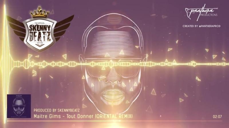 Maitre Gims - Tout Donner !ORIENTAL REMIX! (prod.by SkennyBeatz)