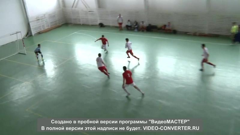Бирлик – АИНГ NCPOC X тур II –лига 3 gola