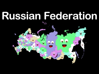 85 Russian Federal Subjects-Russia Song