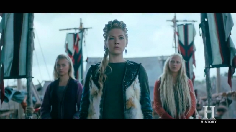 Викинги 5 Сезон Официальный трейлер _ Vikings Season 5 Sneak Peek