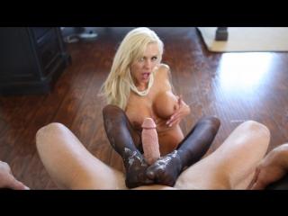 Nina elle - [hd 1080, all sex, milf, feet, stockings, fetish, footjob, pov, blonde, big tits]