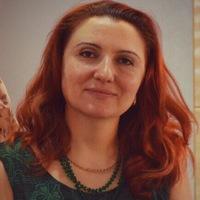 Анкета Татьяна Гордеева