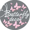 Бабочки на стену от Butterflydecor.ru