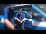 В Приморском крае сотрудники Управления специальной связи угрожали оружием водителю