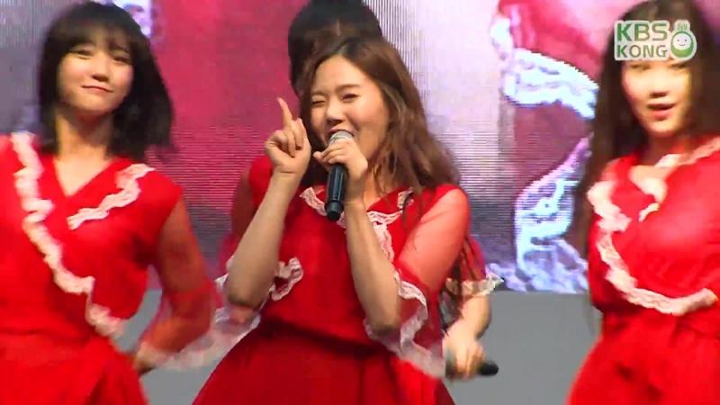 160726 Jo Yoonhee's Volume U| OH MY GIRL - Liar Liar