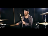 Андрей Братанов - Bruno Mars - Locked Out Of Heaven (Drum cover)