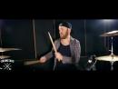 Андрей Братанов - Bruno Mars - Locked Out Of Heaven (Drum cover)